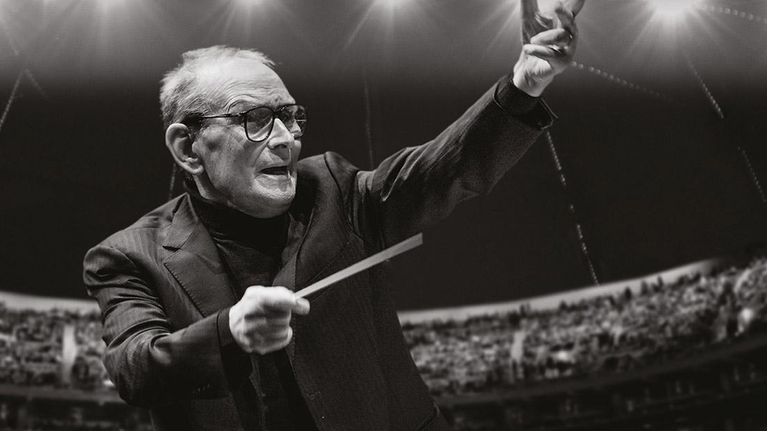 Ennio Morricone sarà a Roma dal 15 al 22 giugno. Assistete dal vivo al suo ultimo concerto prima del ritiro