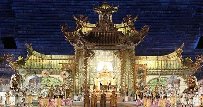 Biglietti Turandot Arena di Verona