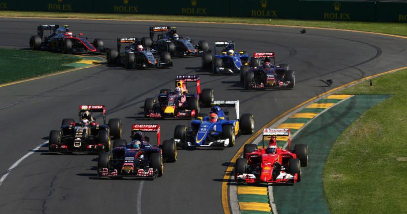 Gran premio di Formula 1, dal 15 marzo al circuito dell'Albert Park Melbourne
