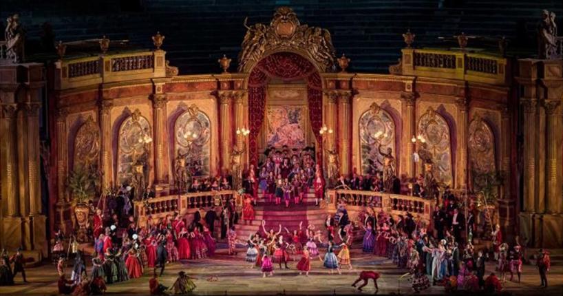 La Traviata sarà in scena dall'11 Luglio al Teatro alla Scala di Milano
