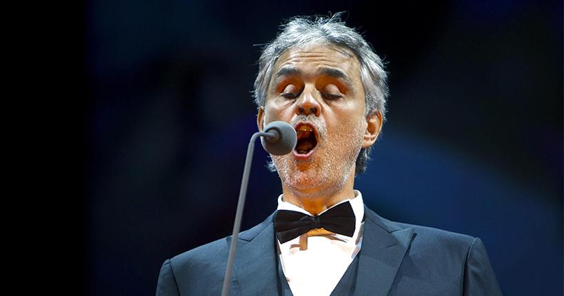Biglietti per Andrea Bocelli a Roma il 21 giugno