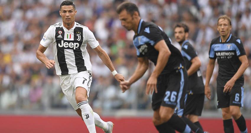 Lazio – Juventus, Golia alle porte di Roma.
