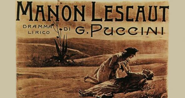 Opera Manon Lescaut al teatro la Scala di Milano