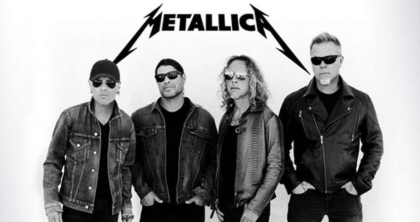 Acquista i biglietti per il concerto dei Metallica