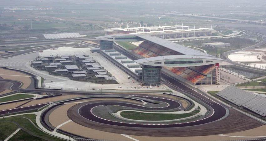 Gran premio di Cina, vivi la F1 in uno dei circuiti più suggestivi della stagione