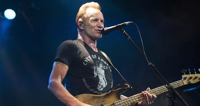 Pacchetto per il concerto di Sting il 29 Luglio 2019