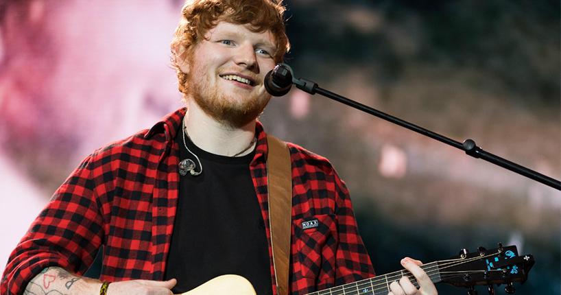 Biglietti per il concerto di Ed Sheeran Esamusic