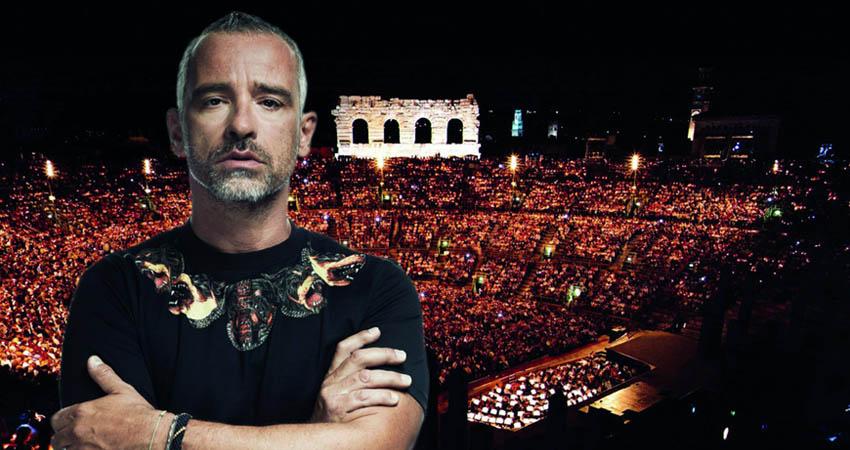 Biglietti per Eros Ramazzotti all'Arena di Verona