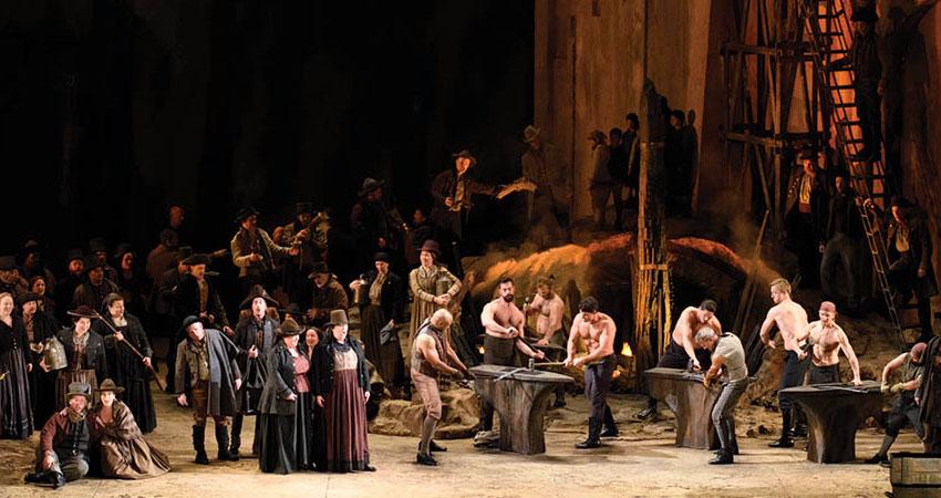 Il Trovatore al Teatro la Fenice di Venezia