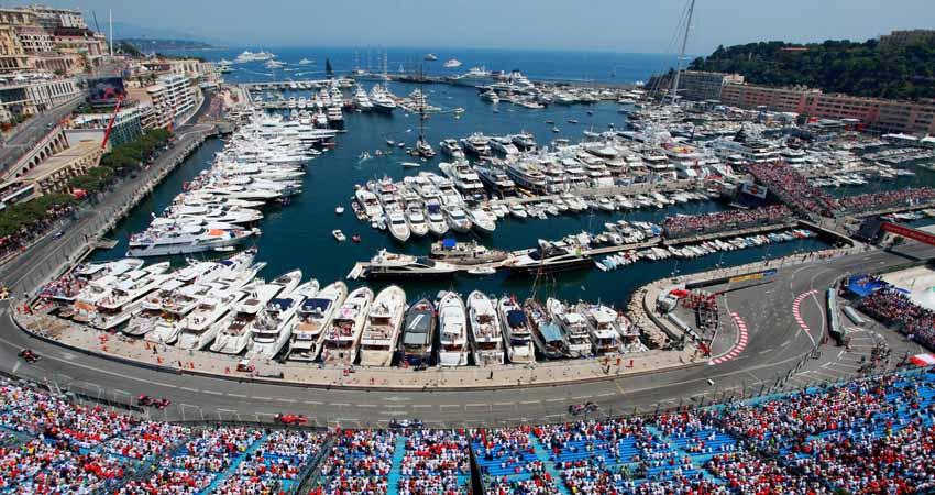 Pacchetti per il Gran Premio di Monte Carlo, il circuito più suggestivo della F1