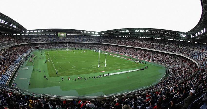 Biglietti per la Coppa del Mondo di Rugby 2019 da Esatour Sport Events