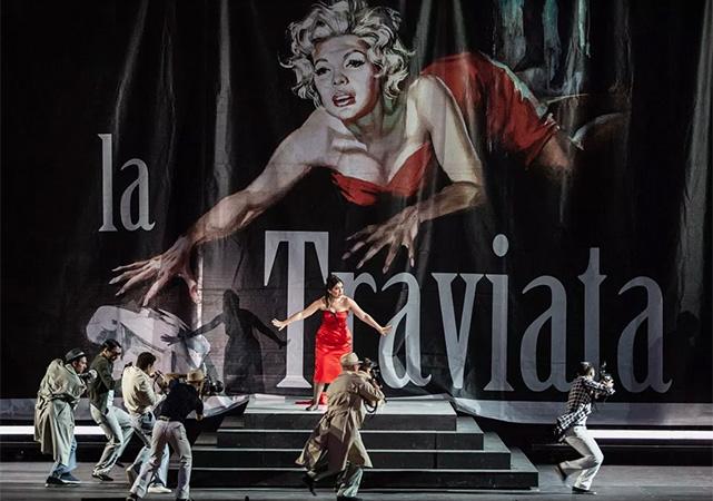 Biglietti per La Traviata alle Terme di Caracalla dal 19 luglio all'8 agosto