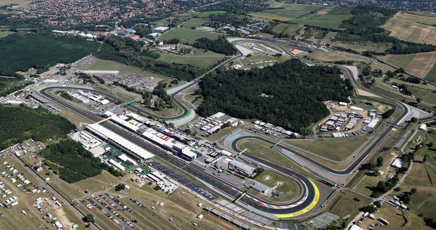 Gran Premio d'Ungheria, il 4 agosto i campioni di Formula 1 si sfideranno a Budapest