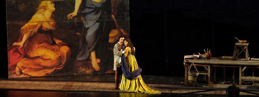 La Tosca, il capolavoro di Giacomo Puccini andrà in scena dal 10 Agosto al 6 settembre all'Arena di Verona