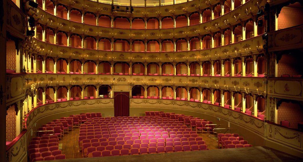 Biglietti per Demetrio e Polibio, Opera al Teatro Rossini