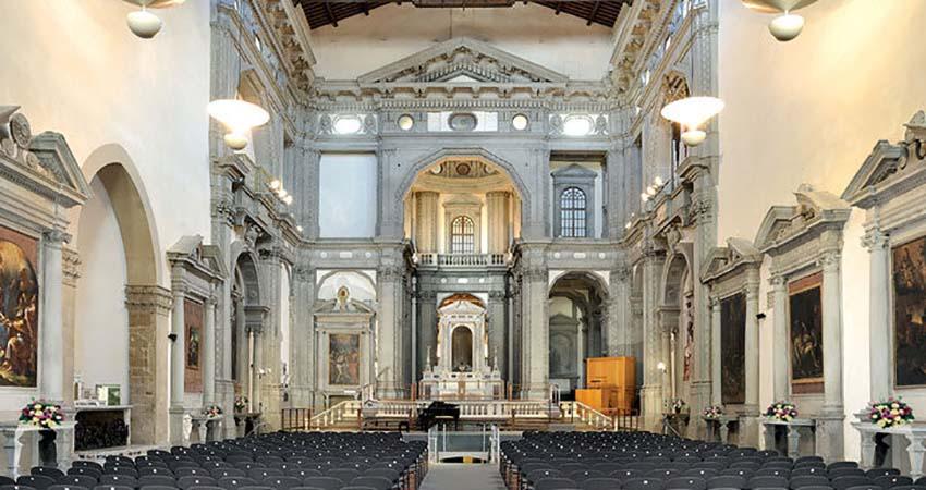 Concerto di San Valentino a Firenze con Esamusic