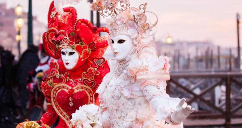 Biglietti per l'Arabian Nights al carnevale di Venezia