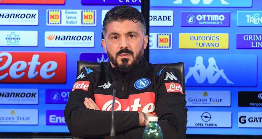 Biglietti per Napoli – inter, Gattuso nella panchina degli Azzurri