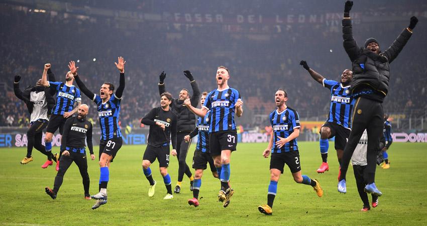 Inter, obiettivo Europa League