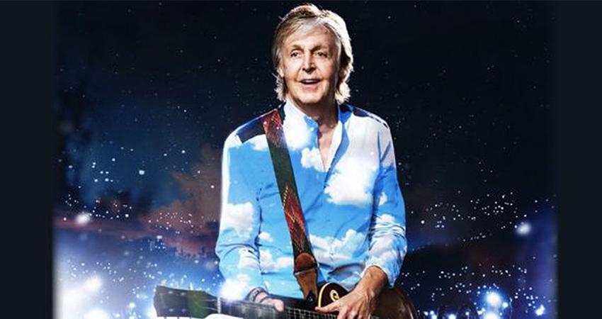 Sir Paul McCartney sarà a Napoli, in Piazza del Plebiscito, il 10 giugno per la tappa italiana del suo Freshen Up tour.