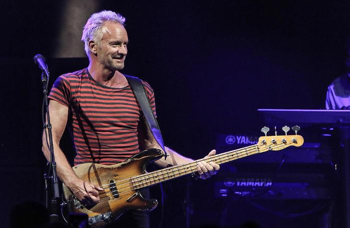 Biglietti per il concerto di Sting a Luglio, Parco della Cittadella a Parma